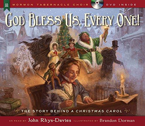 God Bless Us, Every One!: The Story Behind a Christmas Carol: John Rhys-Davies