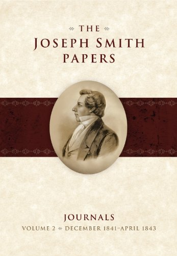 Joseph Smith Papers: Journals, December 1841-April 1843, Vol. 2