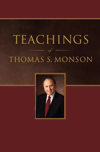 9781609088903: Teachings of Thomas S. Monson