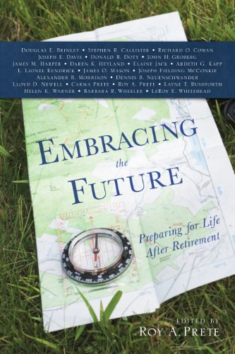 9781609089061: Embracing the Future: Preparing for Life After Retirement