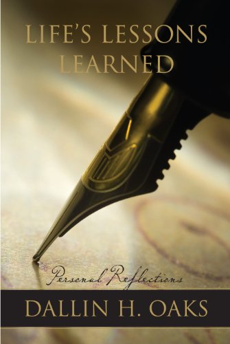 Life's Lessons Learned [Hardcover]