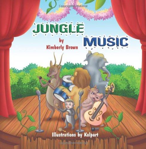 Jungle Music: Kimberly Brown