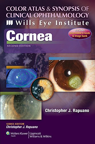 9781609133382: Wills Eye Institute. Cornea (Color Atlas & Synopsis of Clinical Ophthalmology)