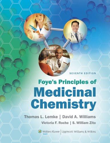 9781609133450: Foye's Principles of Medicinal Chemistry