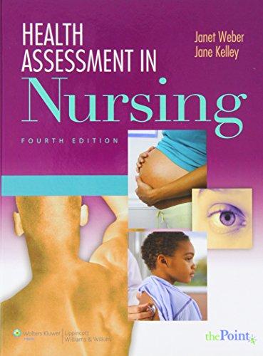 9781609133504: Health Assessment in Nursing