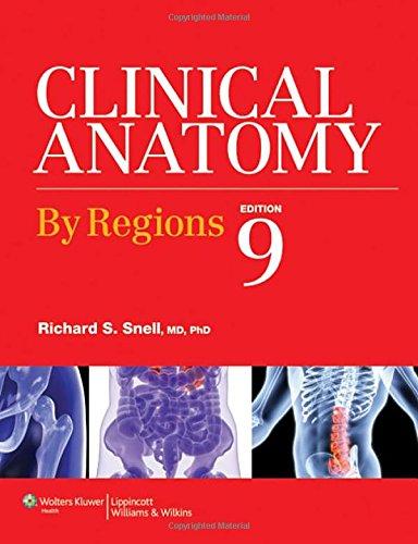 9781609134464: Clinical Anatomy by Regions