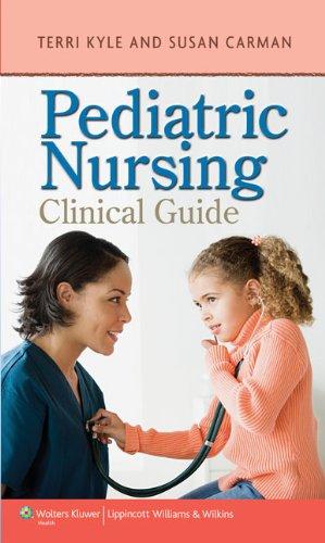 9781609135331: Pediatric Nursing Clinical Guide
