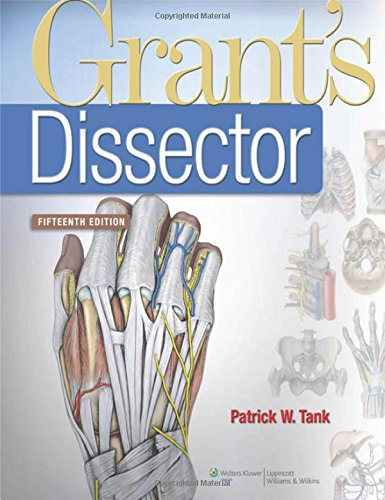 9781609136062: Grant's Dissector (Tank, Grant's Dissector) 15th edition