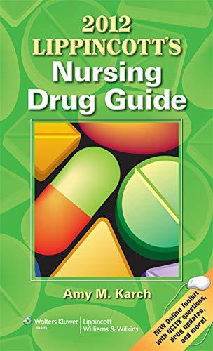 Download 2012 lippincott's nursing drug guide read online video.