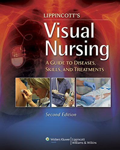 9781609136505: Lippincott's Visual Nursing: A Guide to Diseases, Skills, and Treatments