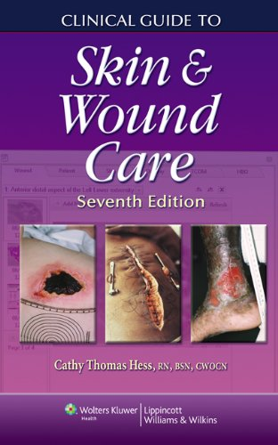 9781609136796: Clinical Guide to Skin and Wound Care (Clinical Guide: Skin & Wound Care)