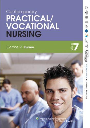 9781609136925: Contemporary Practical/Vocational Nursing (Lippincott's Practical Nursing)