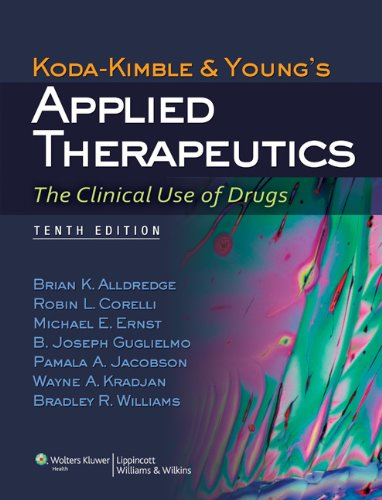 9781609137137: Koda-Kimble and Young's Applied Therapeutics: The Clinical Use of Drugs