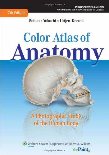 9781609137854: Color Atlas of Anatomy