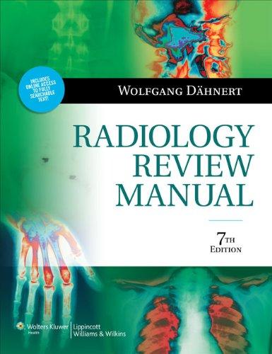 9781609139438: Radiology Review Manual