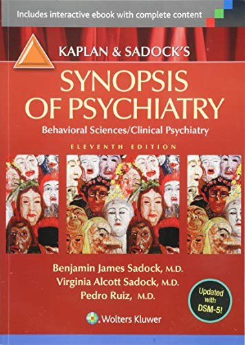 9781609139711: Kaplan & Sadock's Synopsis of Psychiatry: Behavorial Sciences / Clinical Psychiatry