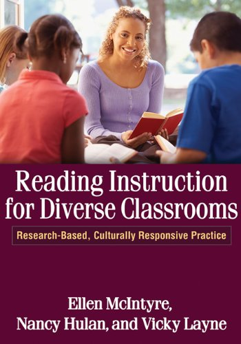 9781609180546: Reading Instruction for Diverse Classrooms: Research-Based, Culturally Responsive Practice (Solving Problems in the Teaching of Literacy)