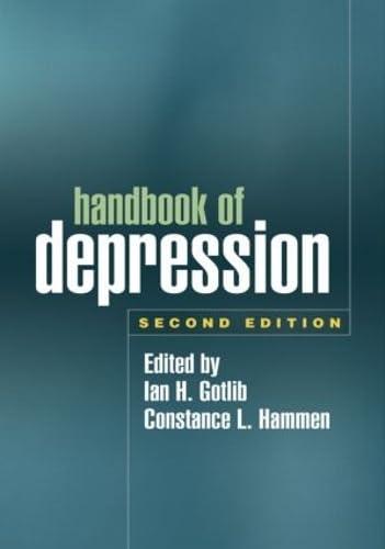 9781609181505: Handbook of Depression, Second Edition
