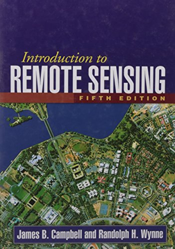 9781609181765: Introduction to Remote Sensing, Fifth Edition