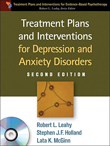 9781609186494: Treatment Plans and Interventions for Depression and Anxiety Disorders, 2e (Treatment Plans and Interventions for Evidence-Based Psychotherapy)