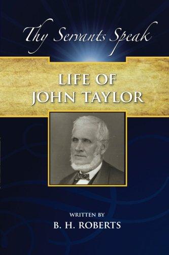 9781609190781: Life of John Taylor