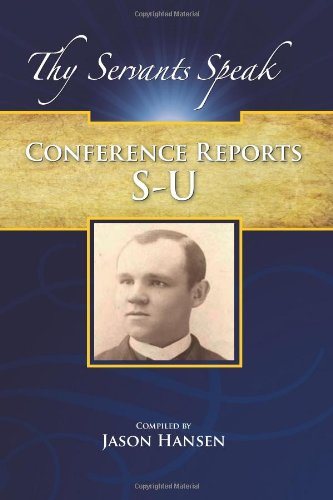 9781609190903: Conference Reports S-U: 1897 to 1922 (Volume 10)