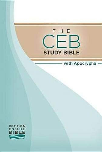 9781609260293: The CEB Study Bible with Apocrypha