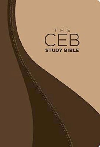 The CEB Study Bible, Decotone: Common English Bible