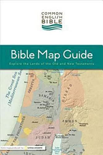 9781609260743: CEB Bible Map Guide: Explore the Lands of the Old and New Testaments