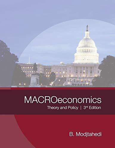 9781609270100: Macroeconomics 3rd Edition