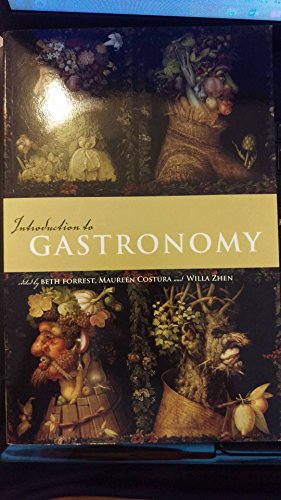 9781609272838: Introduction to Gastronomy