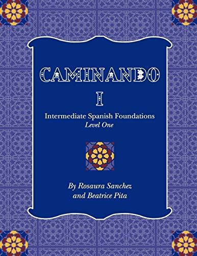 CAMINANDO 1: Intermediate Spanish Foundations - Level One (Spanish Edition): Sanchez, Rosaura; Pita...