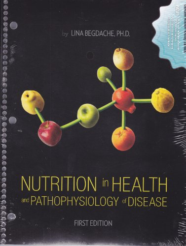 9781609273590: Nutrition in Health and Pathophysiology of Disease
