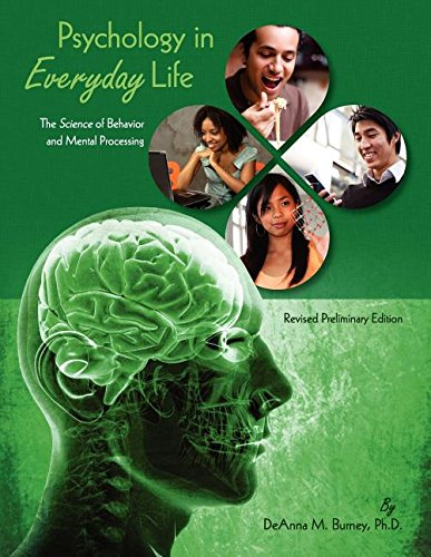9781609275099: Psychology in Everyday Life