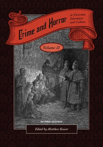 9781609276485: Crime and Horror in Victorian Literature and Culture, Volume II (Revised Edition)
