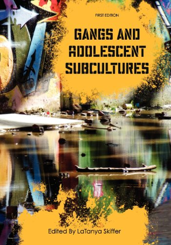 9781609278083: Gangs and Adolescent Subcultures