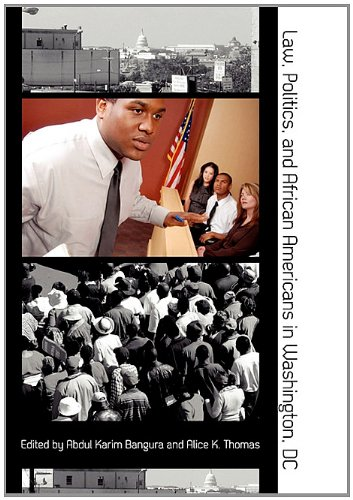 9781609278403: Law, Politics, and African Americans in Washington, DC