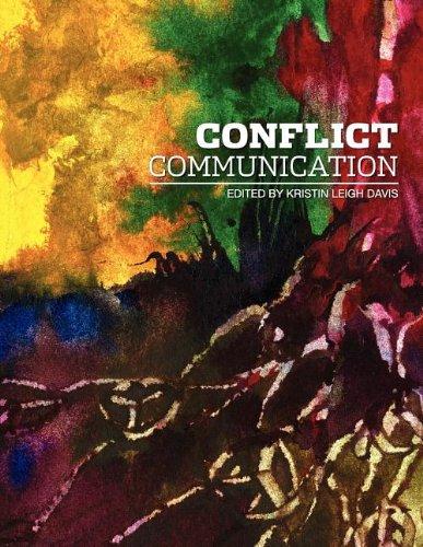 9781609278649: Conflict Communication