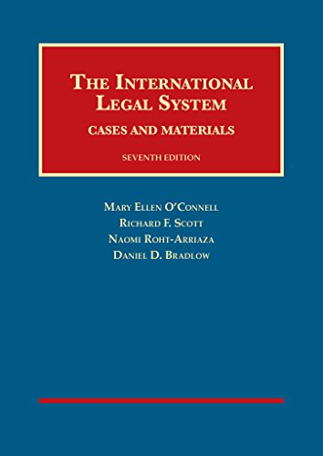 9781609303013: The International Legal System: Cases and Materials (University Casebook Series)