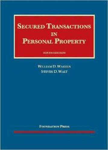 9781609303426: Secured Transactions in Personal Property (University Casebook Series)