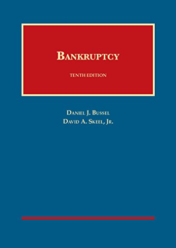 9781609304409: Bankruptcy (University Casebook Series)