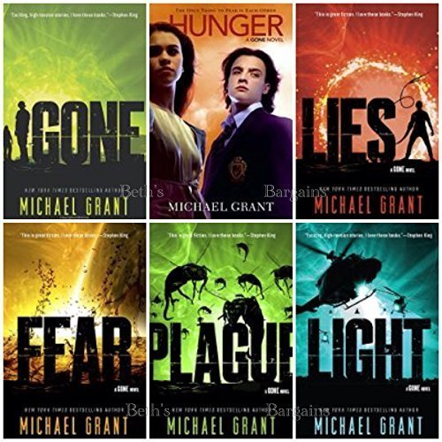 9781609336509: 6 Books: Gone Series - Gone, Hunger, Lies, Plague, Fear, Light