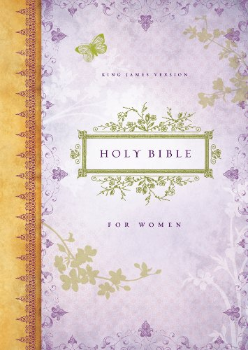 9781609365813: WOMEN'S KJV LAVENDER BIBLE