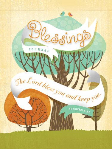 9781609367619: Blessings: The Lord bless you and keep you. Numbers 624 (Ellie Claire Signature Journal Series)