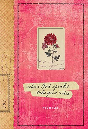 9781609368364: When God Speaks, Take Good Notes