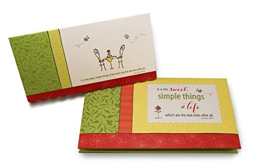9781609368401: The Simple Joys: Notecard Folio