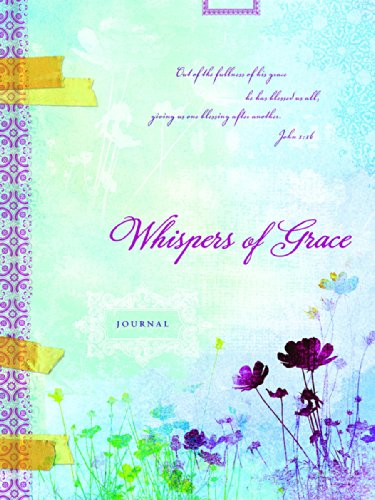 Whispers of Grace (Signature Journals): Ellie Claire