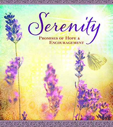 9781609369439: Serenity: Promises of Hope & Encouragement (Ellie Claire's Mini Books)