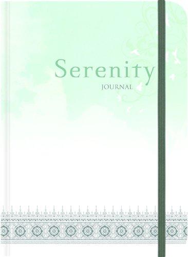 9781609369460: Serenity: Inspirational Message Blank Journals (Impulse Journals)