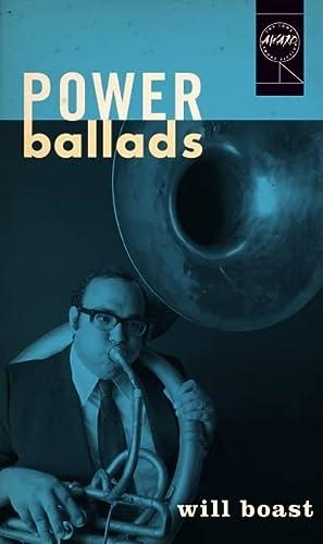 9781609380427: Power Ballads (Iowa Short Fiction Award)
